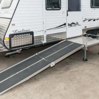 Ramp and platform